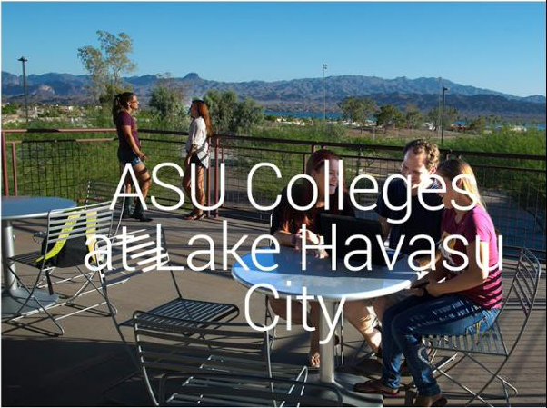 ASU Colleges at Lake Havasu City